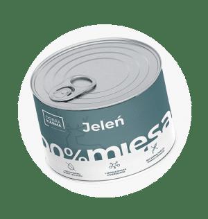 Jeleń 100% - 410 g