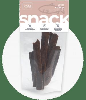 Przysmak funkcjonalny - łosoś + daktyl