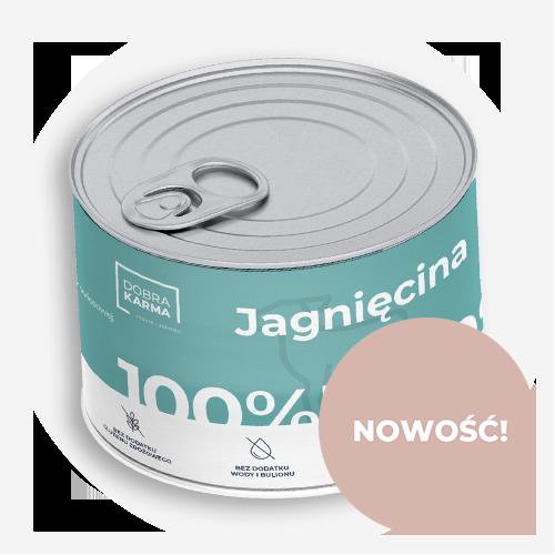 Jagnięcina 100% - 410 g
